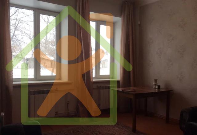 Продается двухкомнатная квартира за 1 799 000 рублей. Кемерово, Центральный район, Черняховского, 6.