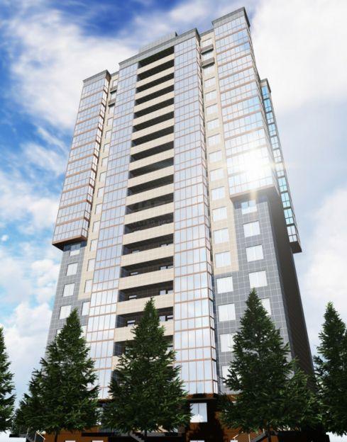 Продается двухкомнатная квартира за 4 038 000 рублей. Новосибирск, Калининский район, Кропоткина, 130/6.