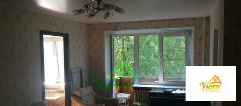 Продается двухкомнатная квартира за 4 000 000 рублей. Жуковский, Чапаева, 15.