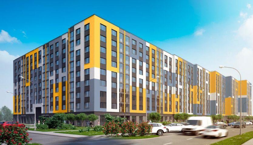 Продается однокомнатная квартира за 1 700 000 рублей. Калининград, Елизаветинская, 3.