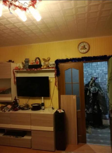 Продается трехкомнатная квартира за 3 100 000 рублей. Кострома, Давыдовский-3 микрорайон, 24.