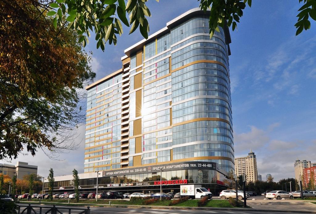 Коммерческая недвижимость с арендаторами в екатеринбурге снять в аренду офис Дачно-Мещерский 3-й проезд