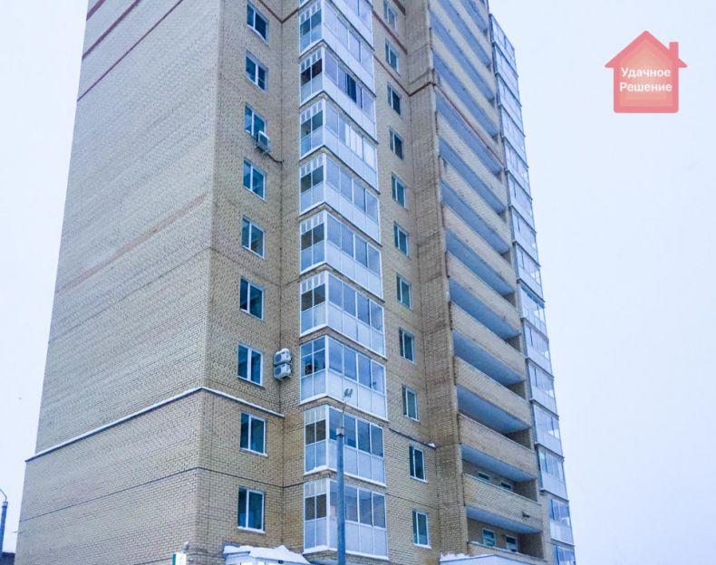 Продается однокомнатная квартира за 2 780 000 рублей. Пермь, Мотовилихинский район, Веры Фигнер, 2.