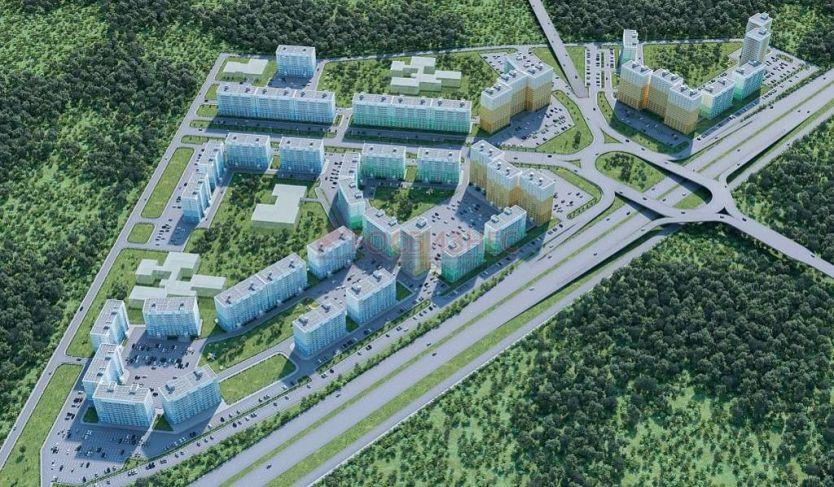 Продается однокомнатная квартира за 1 750 000 рублей. Новосибирск, Октябрьский район, Виталия Потылицына, 141/1.