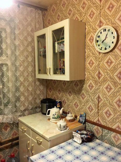 Продается однокомнатная квартира за 1 790 000 рублей. Калуга, Ленинский район, Гурьянова, 24.