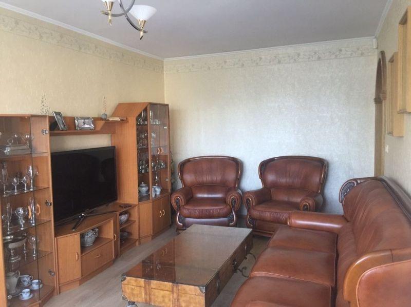 Продается двухкомнатная квартира за 2 560 000 рублей. Калининград, Ленинградский район, Московский проспект, 138.