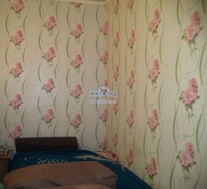 Продается двухкомнатная квартира за 1 000 000 рублей. Кемерово, Рудничный район, Нахимова, 31.