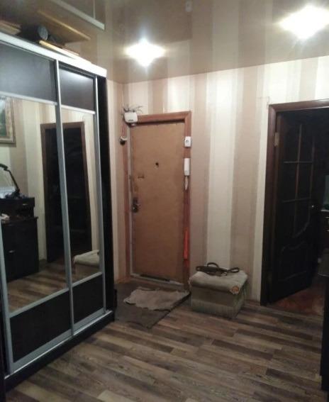 Продается трехкомнатная квартира за 3 250 000 рублей. Кострома, Индустриальная, 23.