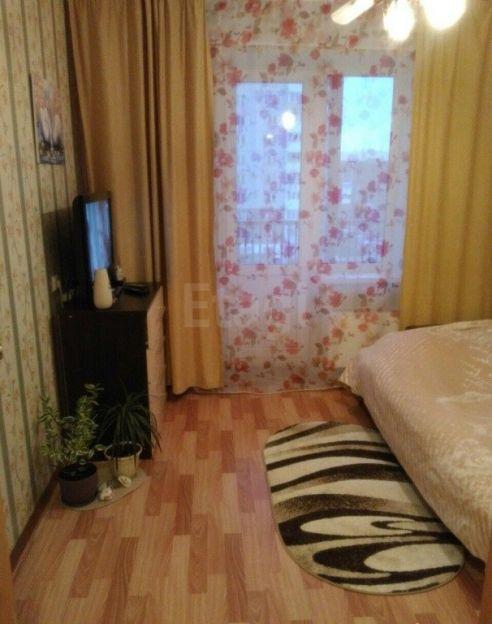 Продается однокомнатная квартира за 960 000 рублей. г Курган, мкр 5-й, д 34 к 3.
