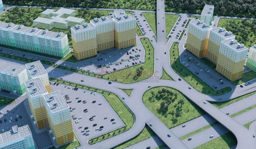 Продается однокомнатная квартира за 1 450 000 рублей. Новосибирск, Октябрьский район, В. Высоцкого, 144/2.