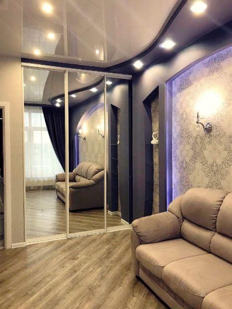 Продается однокомнатная квартира за 4 150 000 рублей. Обнинск, Долгининская, 6.