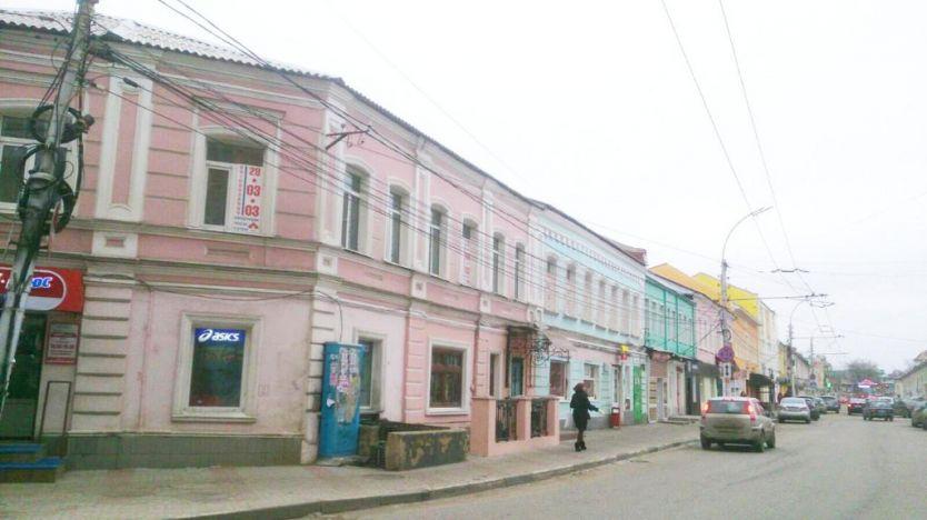 Продается однокомнатная квартира за 1 150 000 рублей. Рязань, Горького, 71.