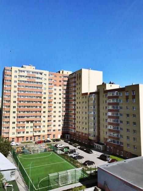 Продается двухкомнатная квартира за 4 800 000 рублей. г Архангельск, ул Вологодская, д 30.