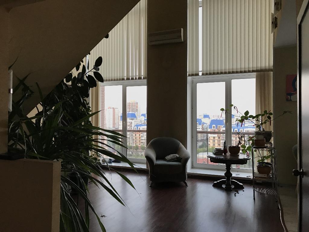 Продам двухуровневую квартиру красноярск