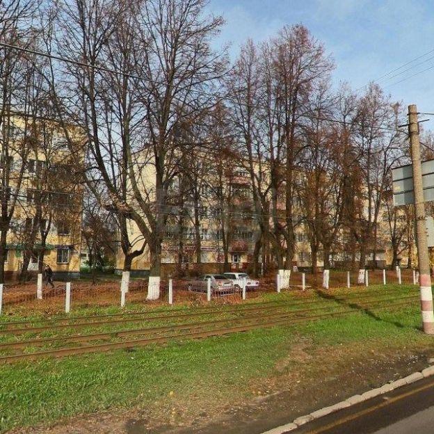 Продается двухкомнатная квартира за 2 300 000 рублей. Нижний Новгород, Ленинский район, Ленина проспект, 125.