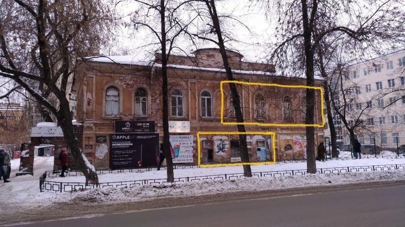 Продается двухкомнатная квартира за 1 900 000 рублей. Екатеринбург, Ленинский район, Попова, 11.