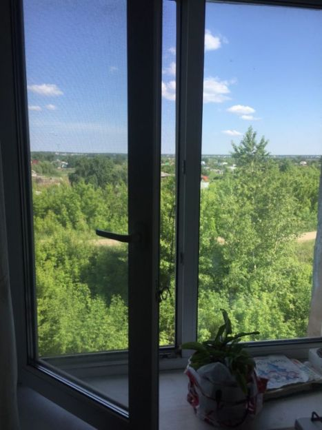 Продается однокомнатная квартира за 750 000 рублей. г Курган, ул Грицевца, д 105.