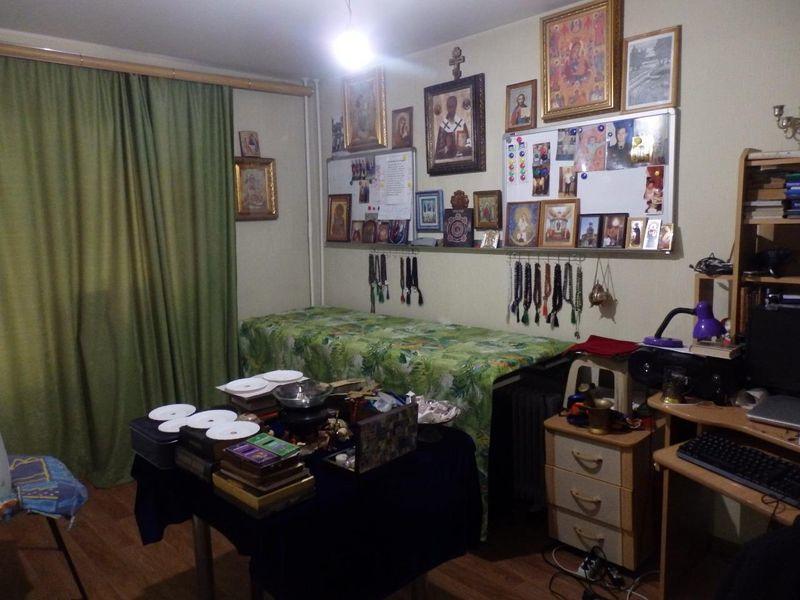 Продается трехкомнатная квартира за 2 800 000 рублей. Ставрополь, Тухачевского, 7/1.