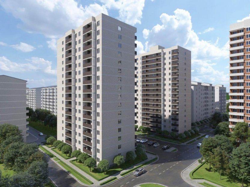 Продается однокомнатная квартира за 2 960 000 рублей. Краснодар, Прикубанский, Черкасская, 71.