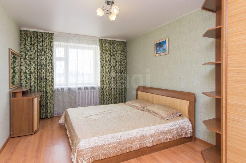 Продается трехкомнатная квартира за 5 600 000 рублей. Тюменская обл, г Тюмень, ул Ю.-Р.Г.Эрвье, д 16.