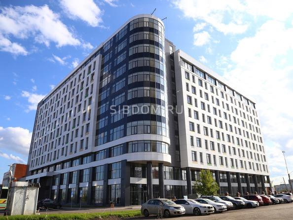 Продается однокомнатная квартира за 1 450 000 рублей. Красноярск, Советский район, Партизана Железняка, 40б.