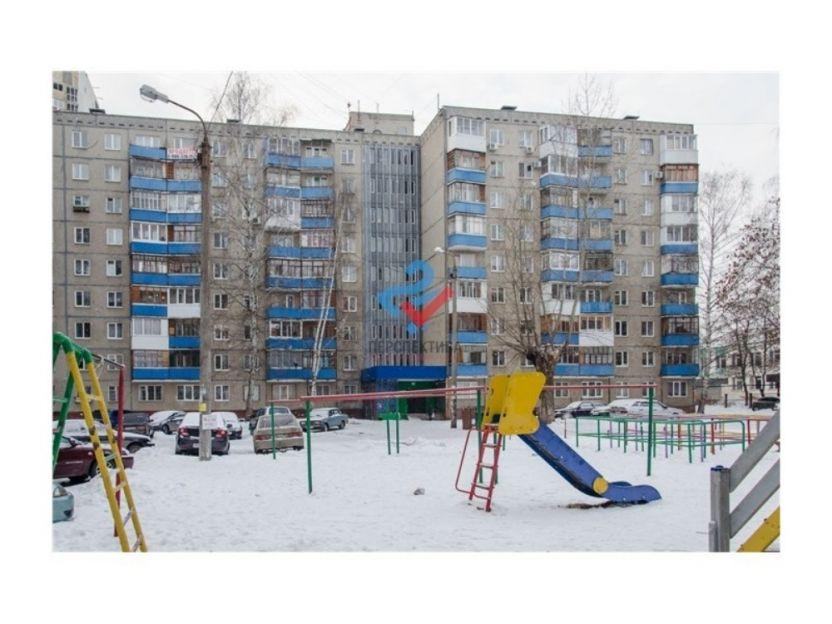 Продается однокомнатная квартира за 1 620 000 рублей. Уфа, Кольцевая, 205/1.
