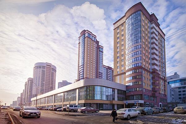Продается двухкомнатная квартира за 5 290 000 рублей. Екатеринбург, Ленинский район, Шейнкмана, 86а.