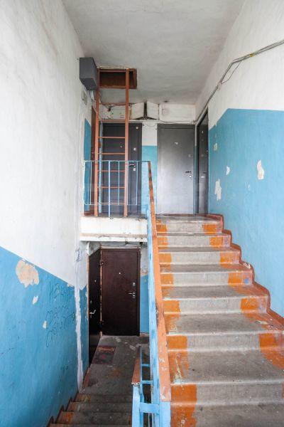 Продается двухкомнатная квартира за 2 750 000 рублей. г Красноярск, ул Чайковского, д 13.