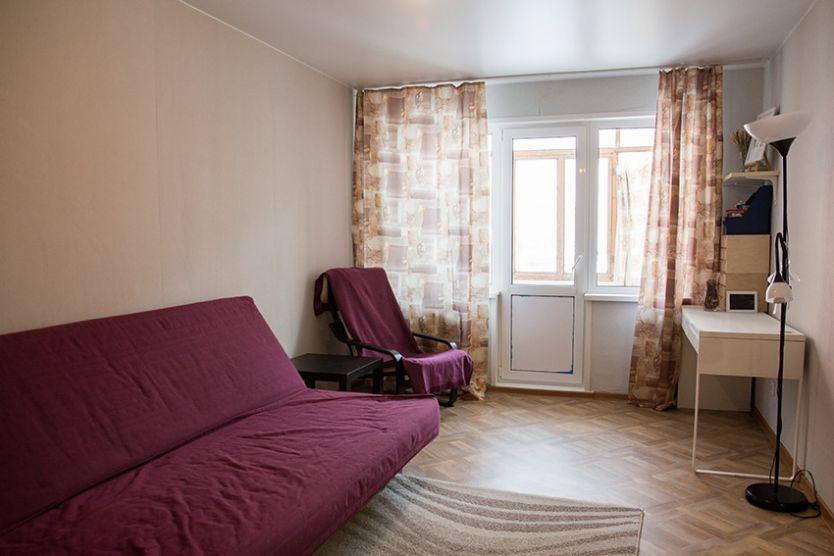 Продается однокомнатная квартира за 1 730 000 рублей. Томск, Советский район, Кулагина, 23.