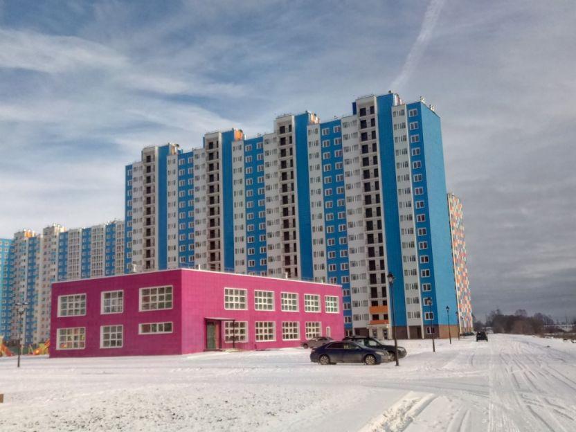 Продается однокомнатная квартира за 1 698 119 рублей. Тверь, Заволжский район, Новочеркасская, 56.