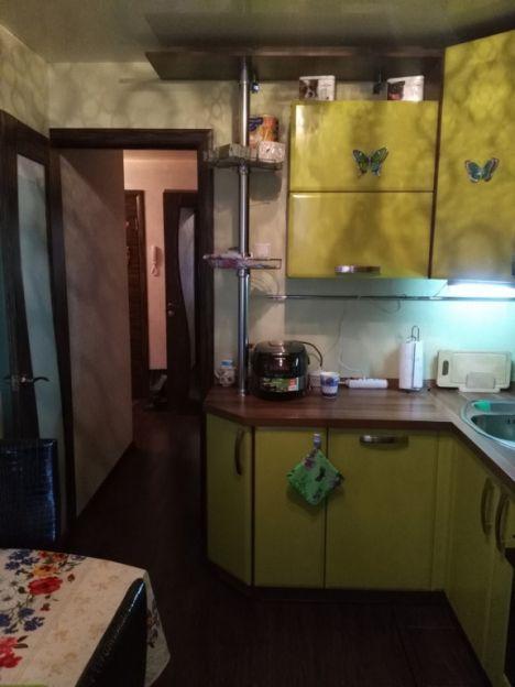Продается двухкомнатная квартира за 2 800 000 рублей. Кострома, Красноармейская, 51.