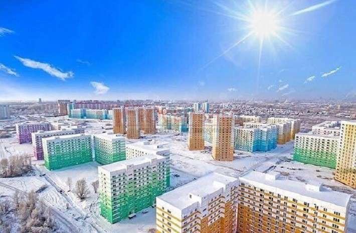 Продается однокомнатная квартира за 1 110 000 рублей. Новосибирск, Кировский район, Бронная, 32/1.