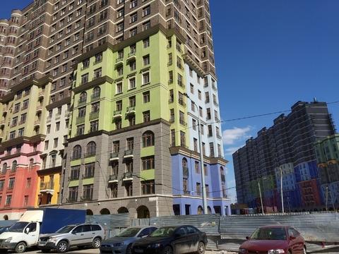 Продается двухкомнатная квартира за 4 600 000 рублей. Московская обл, г Химки, Транспортный проезд, влд 5.