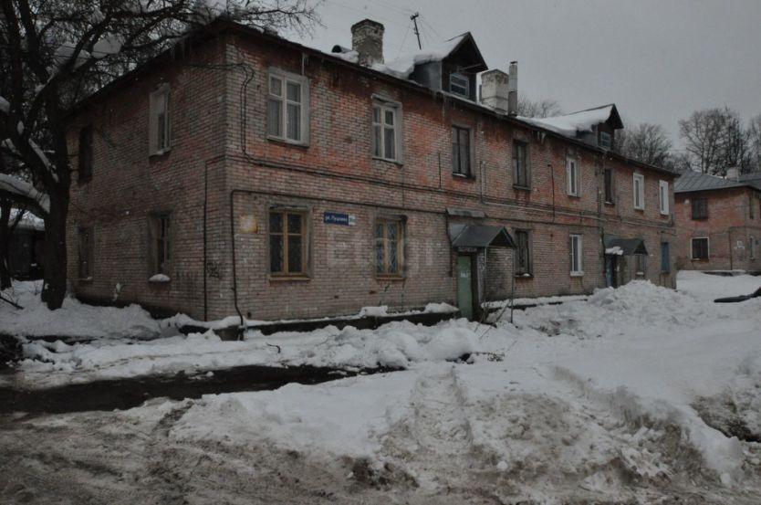 Продается двухкомнатная квартира за 1 500 000 рублей. Нижний Новгород, Советский район, Пушкина, 39а.