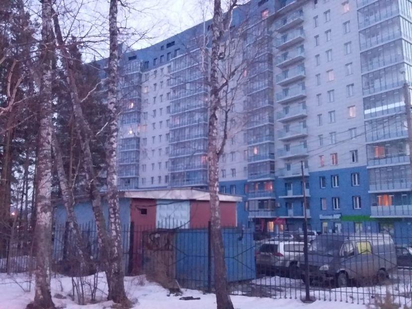 Продается однокомнатная квартира за 2 990 000 рублей. Красноярск, Октябрьский район, Академика Киренского, 2и.