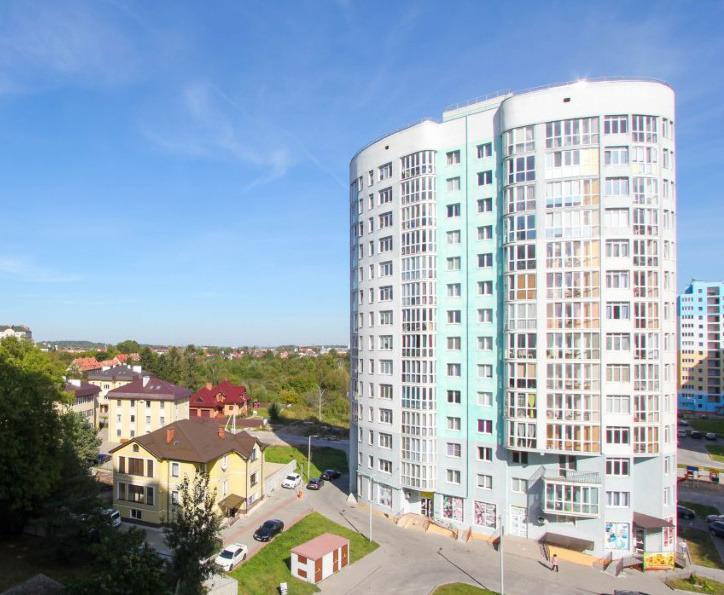 Продается однокомнатная квартира за 2 450 000 рублей. Калининград, Орудийная, 30 корп. а.
