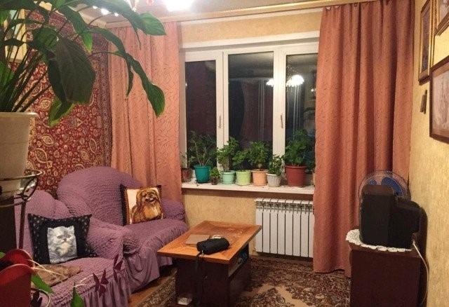 Продается двухкомнатная квартира за 2 350 000 рублей. Кострома, Шагова, 187.