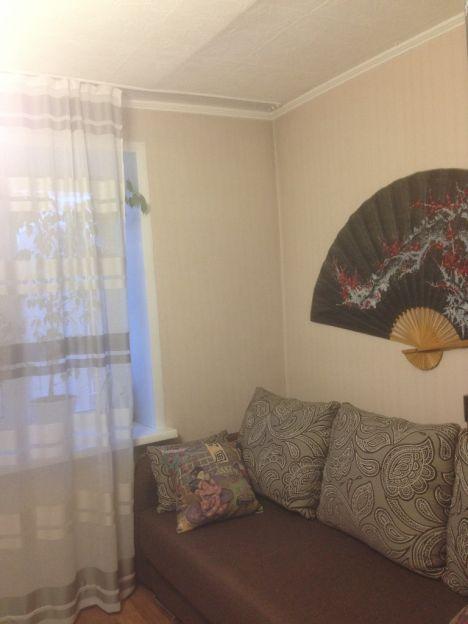 Продается двухкомнатная квартира за 1 700 000 рублей. Барнаул, Ленинский район, Юрина, 190.