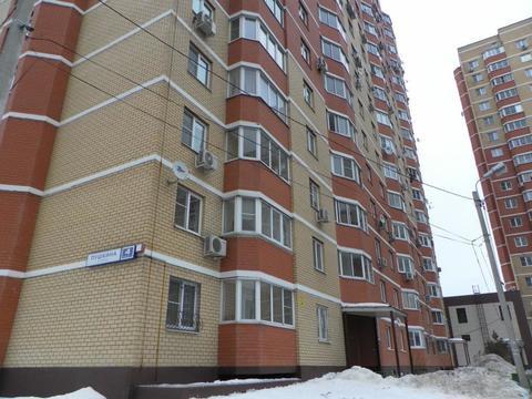 Продается однокомнатная квартира за 4 700 000 рублей. Лобня, Пушкина, 4 корп. 1.