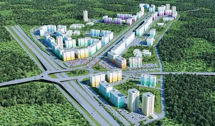 Продается однокомнатная квартира за 1 144 000 рублей. Новосибирск, Октябрьский район, В. Высоцкого, 141/7.