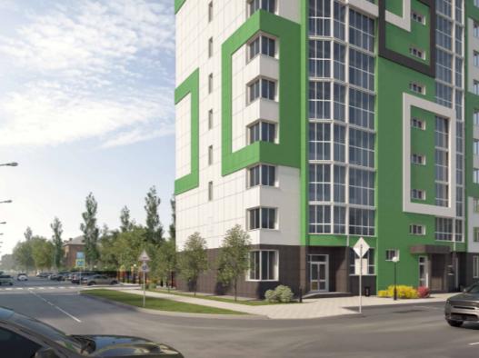 Продается однокомнатная квартира за 2 550 000 рублей. г Новосибирск, ул 25 лет Октября, д 1/1.
