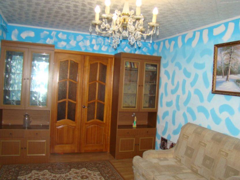 Продается двухкомнатная квартира за 3 000 000 рублей. Новосибирск, Ленинский район, Забалуева, 4.