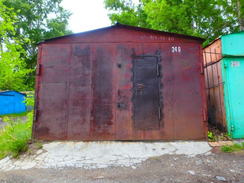 Покупка металлического гаража в новосибирске авито купить гараж в ижевске