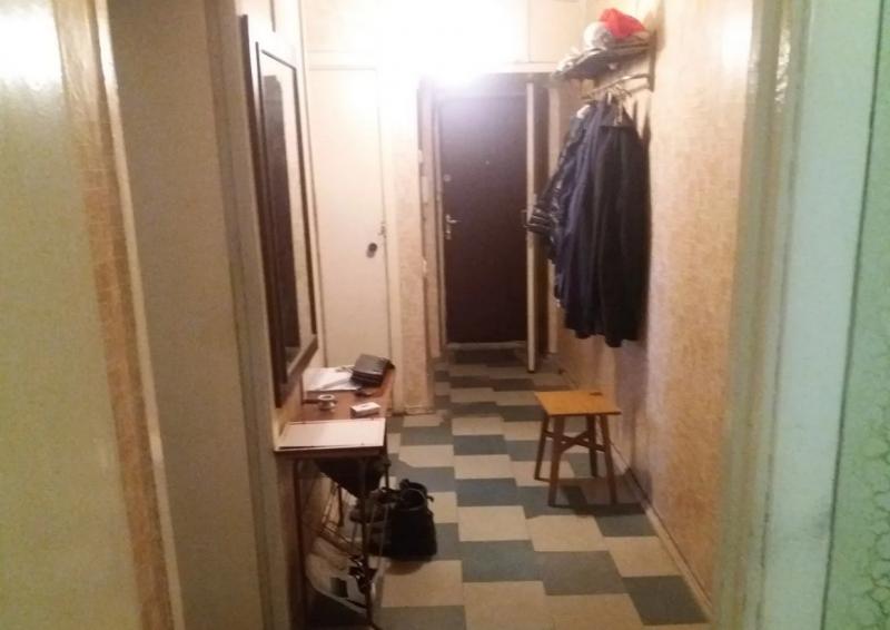 Продается трехкомнатная квартира за 2 350 000 рублей. Воронеж, Советский район, Южно-Моравская, 54.