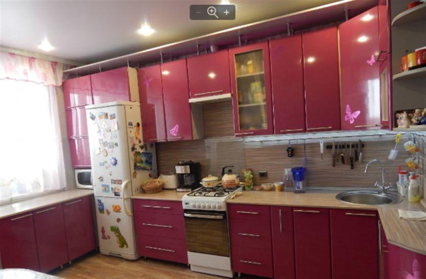 Продается двухкомнатная квартира за 3 200 000 рублей. Саранск, Лямбирское шоссе, 21.
