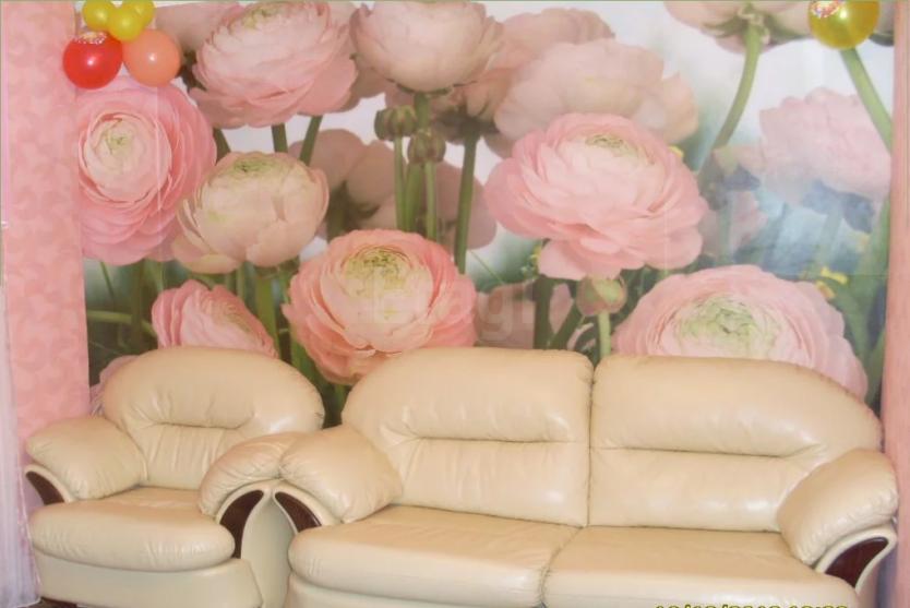 Продается двухкомнатная квартира за 1 980 000 рублей. Барнаул, Ленинский район, Веры Кащеевой, 6.