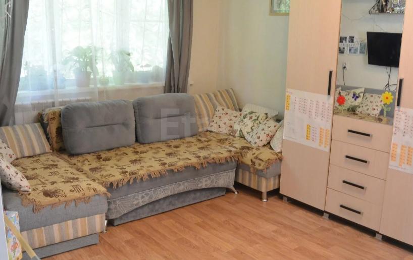 Продается однокомнатная квартира за 1 660 000 рублей. Нижний Новгород, Сормовский район, Станиславского, 4.