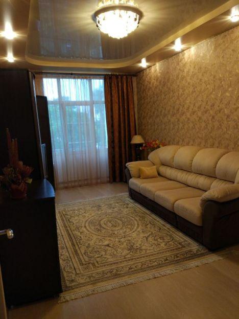 Продается двухкомнатная квартира за 4 200 000 рублей. Новосибирск, Калининский район, 2-й Краснодонский переулок, 7/1.