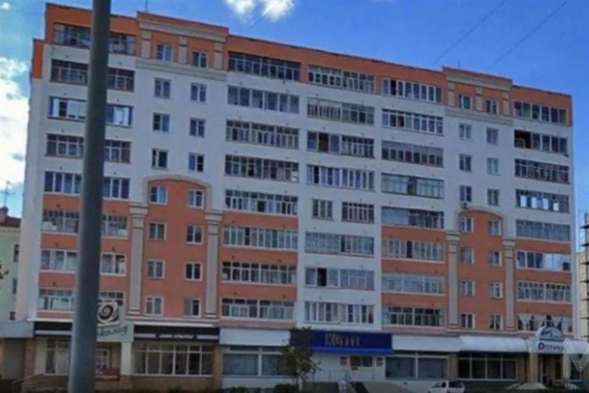 Продается двухкомнатная квартира за 5 500 000 рублей. г Саранск, ул Советская, д 61.