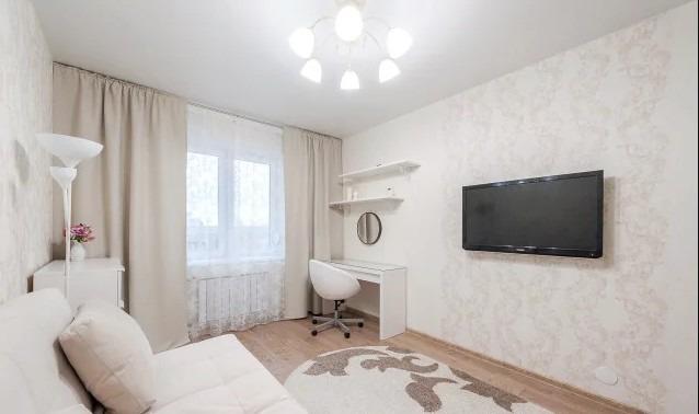 Продается однокомнатная квартира за 3 450 000 рублей. Красноярск, Советский район, Петра Ломако, 2.